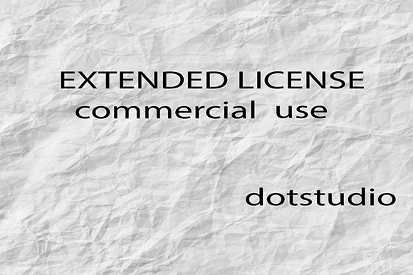 Extended License-commercial Use
