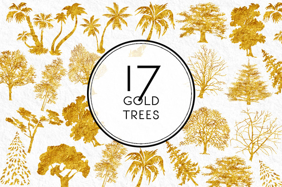 Gold Trees
