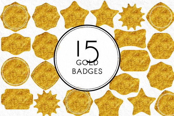 Gold Badges