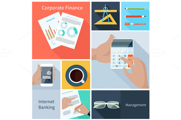 Corporate Fiinance Web Banking