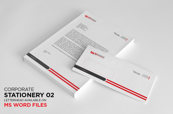 Corporate Stationery 02