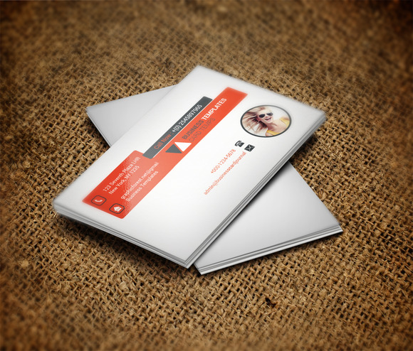 Motion Business Card Template