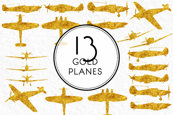 Gold Planes