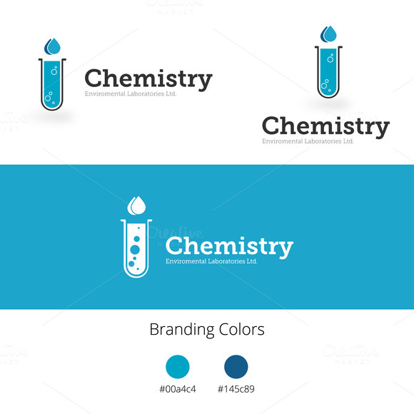 Science Logo Template
