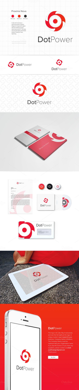 DotPower Logo