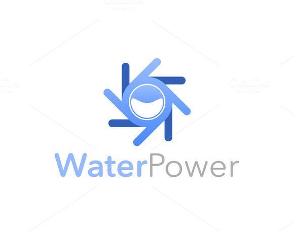 Water Power Logo
