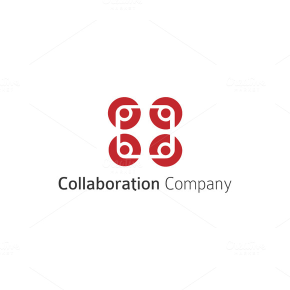 Collaboration Company Logo