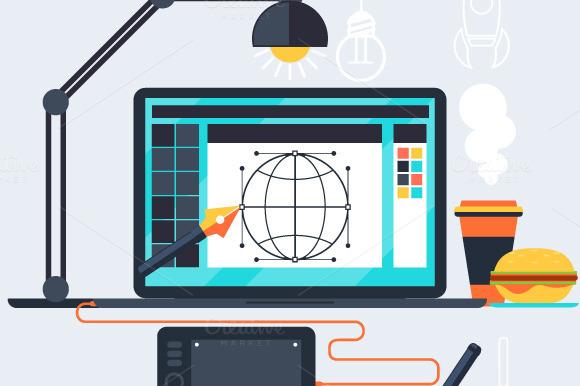 Creative Process Of Designer