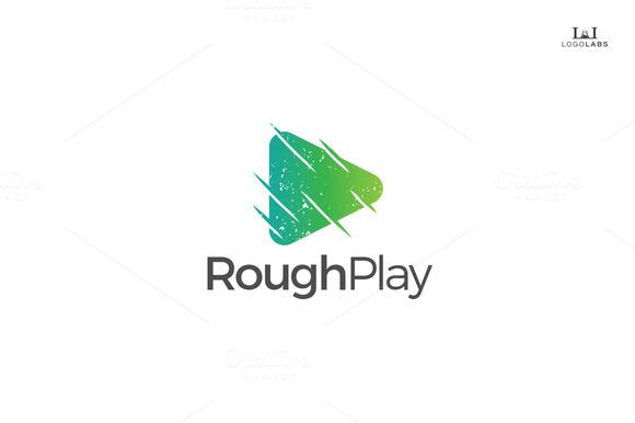 Rough Play Logo