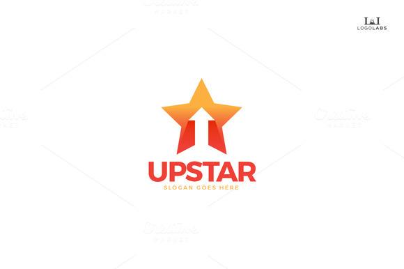 Up Star Logo