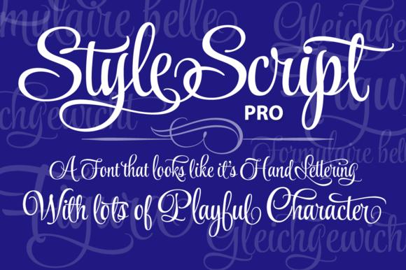 Style Script Pro 50% OFF