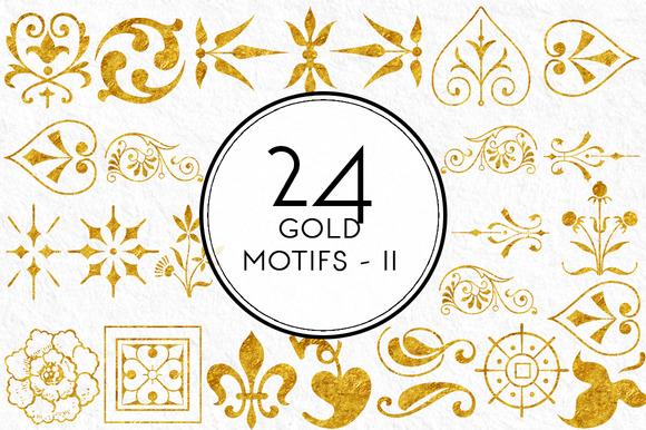 Gold Motifs II