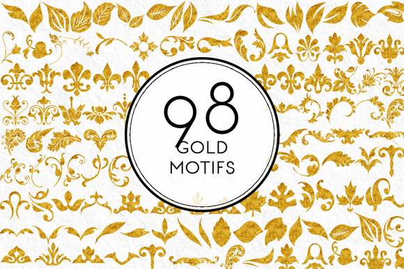 Gold Motifs