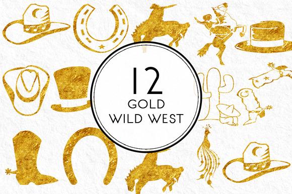 Gold Wild West