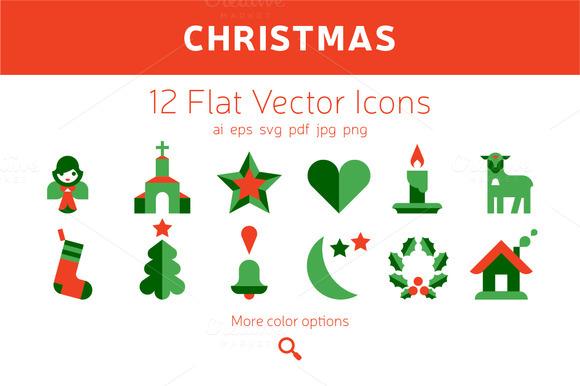 Holy Christmas Icons
