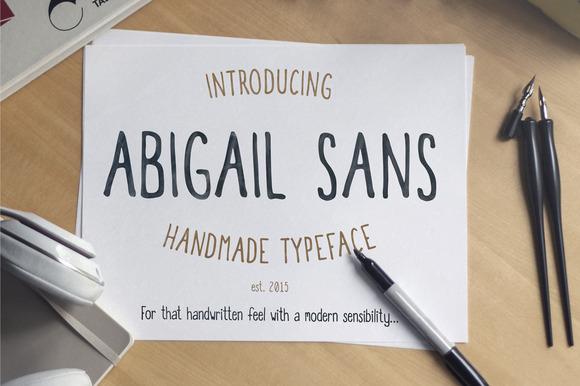 Abigail Sans