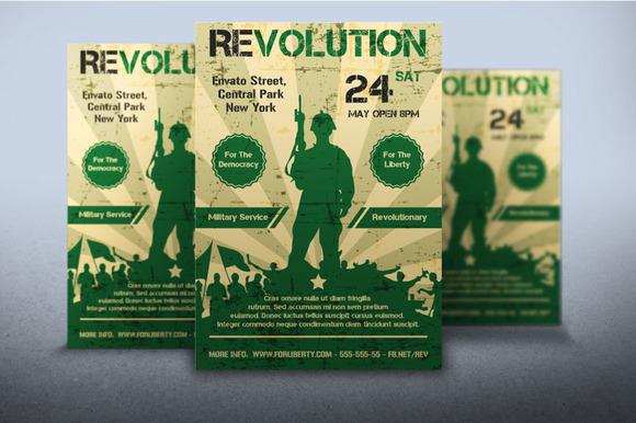 Flyer Revolution
