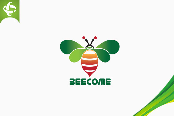 Bee Beecome Logo