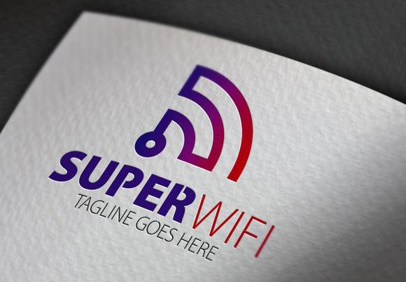 Super Wifi Logo