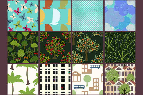 Outdoors Patterns