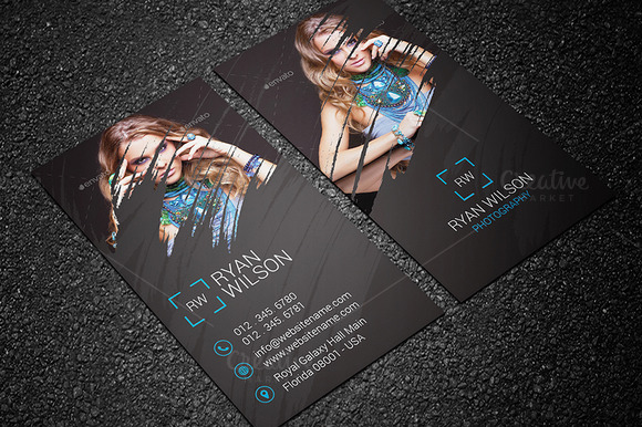 Photography Business Card 68