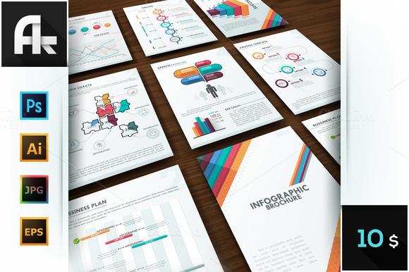 Modern Infographic Brochure