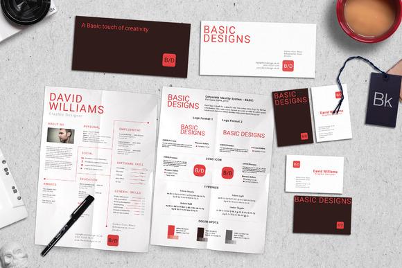 Branding Kit Basic