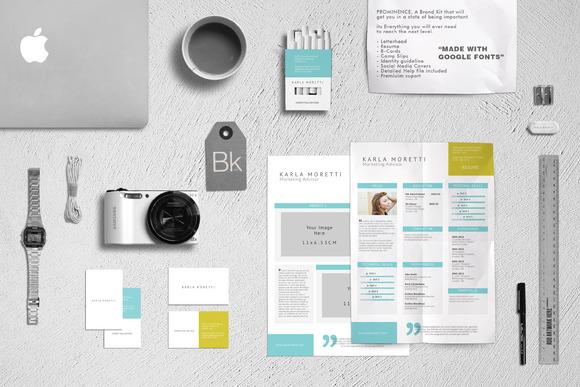 Branding Kit Prominence