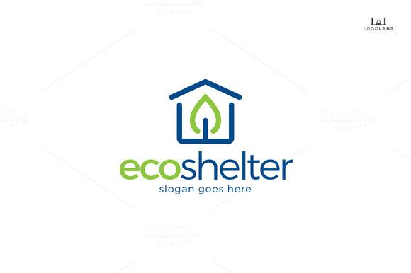 Eco Shelter Logo