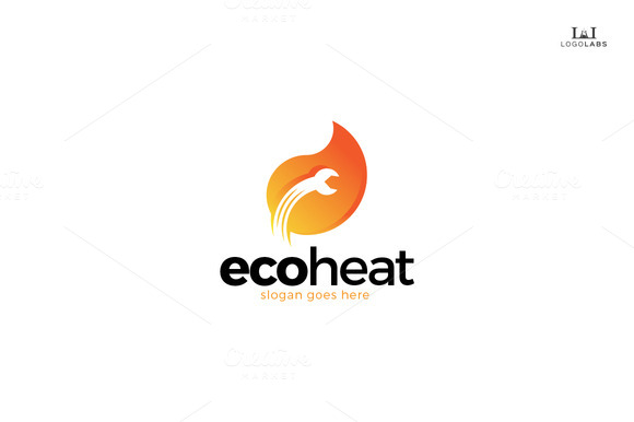 Eco Heat Logo