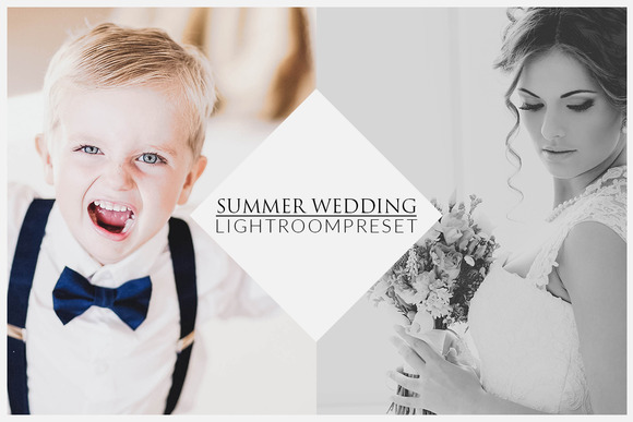 Summer Wedding Lightroom Presets