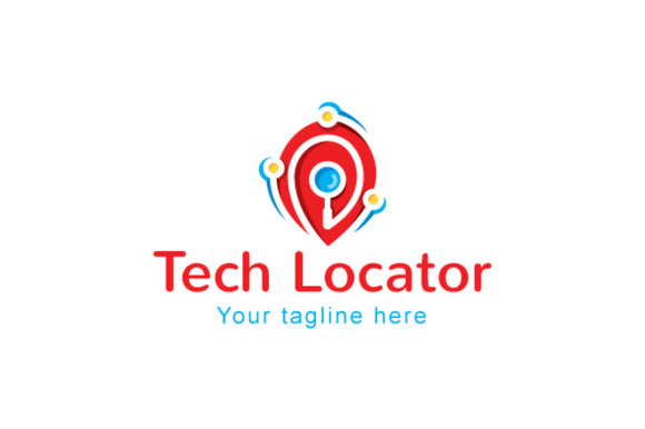 Tech Locator Logo