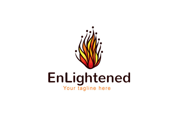 Enlightened Logo