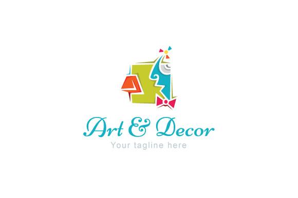 Art And Decor Logo