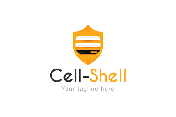 Cell Shell Logo
