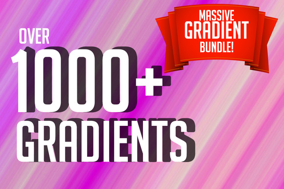 1000 Free Gradients Bundle