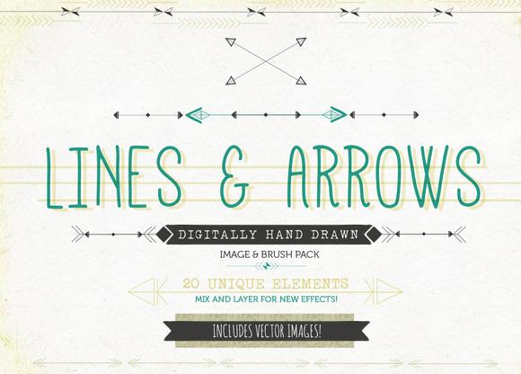 Lines Arrows