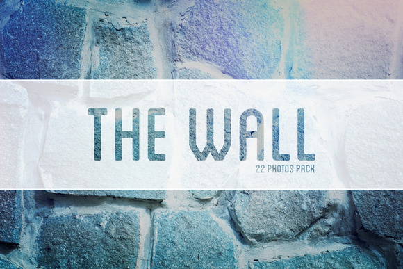 The Wall 22 Photos Pack