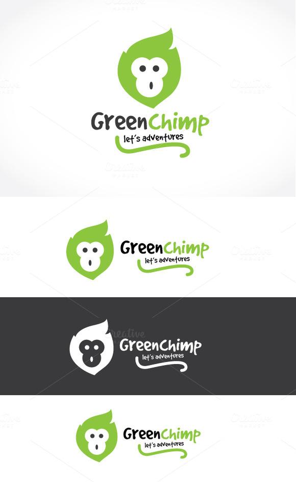 Green Chimp