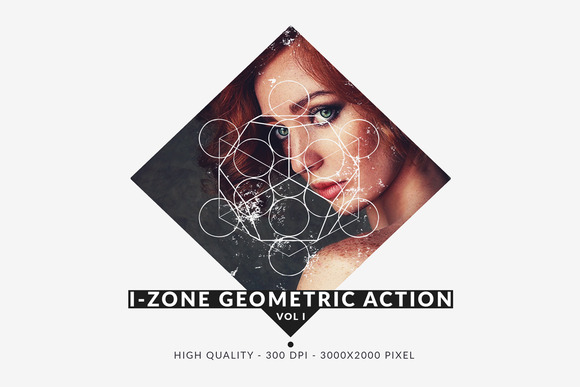 I-ZONE Geometric Action Vol I