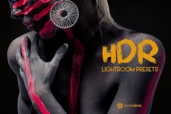 HDR Visions Lightroom Presets