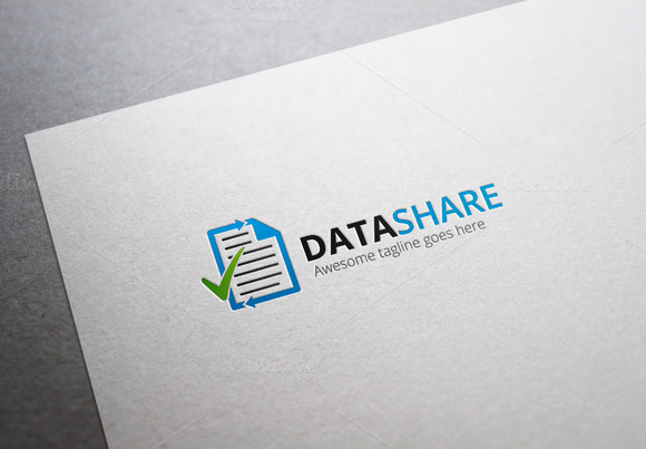 Data Share Logo