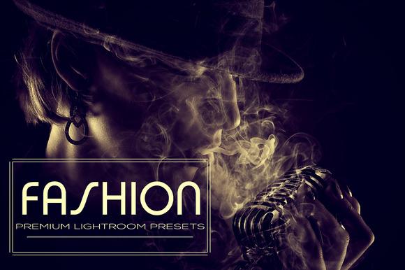 Fashion Workflow Lightroom Presets