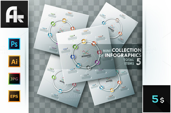 Modern Infographic Templates