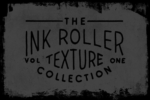 Ink Roller Texture Collection VOL 1