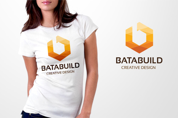 B Letter Logo Bata Build