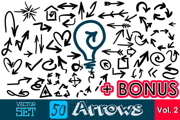 50 Arrows Bundle Vol 2