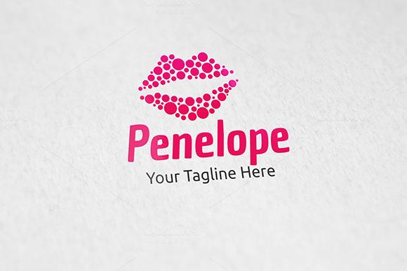 Penelope Logo Tempalte