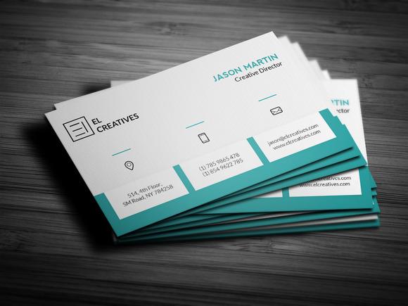 Creative Simple Business Card
