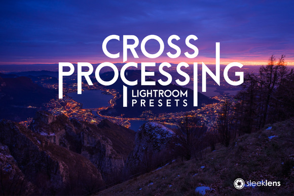 Cross Processing X Lightroom Presets